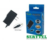 Adaptador para tablet/pc/gps/mobile/hdd  dc 5v 2000mma 2.5x0.7mmm  wcl-t520